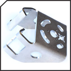 Universal 4WD Lighting Bracket